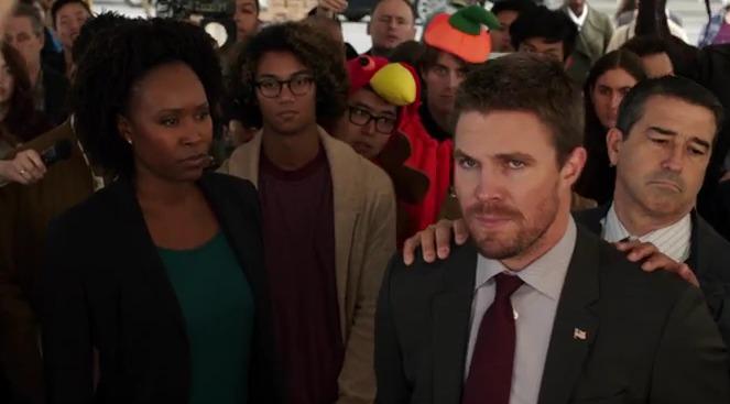 Audiência | Arrow S06E07 Thanksgiving