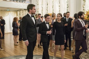 Arrow S06E09 Irreconcilable Differences