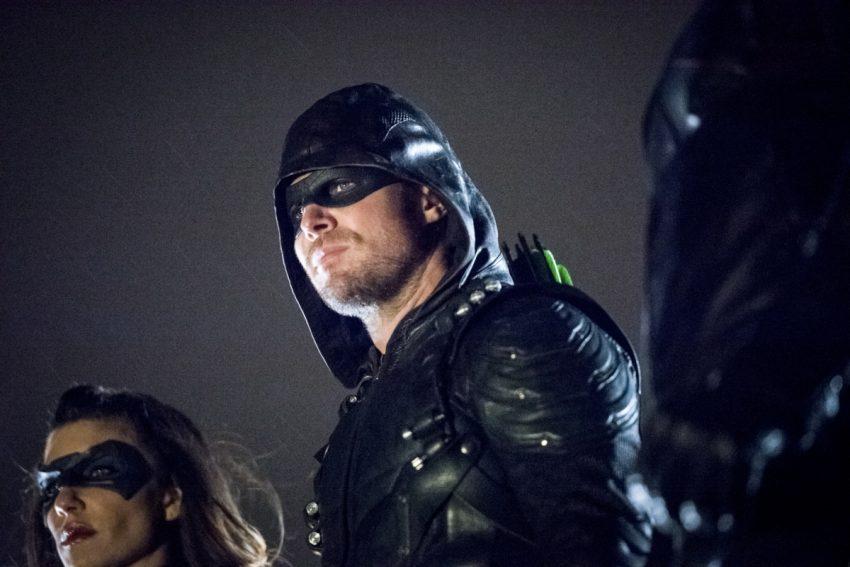 Arrow S06E10 We Fall