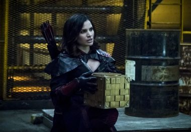 Arrow S06E16 The Thanatos Guild