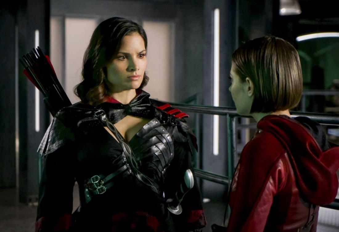 Arrow S06E16 The Thanatos Guild