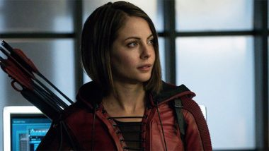Willa Holland(Thea Queen) não faz mais parte do elenco regular de arrow