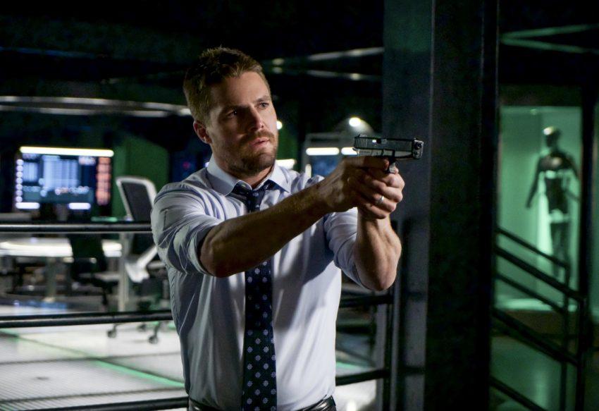 Arrow S06E18 Fundamentals