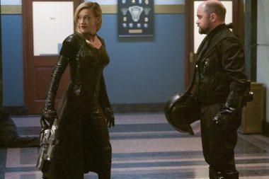 Laurel Lance da Terra-X aparecerá em The Flash