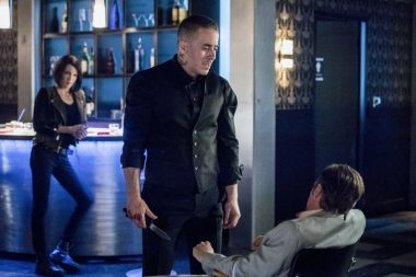 Arrow S06E19 The Dragon