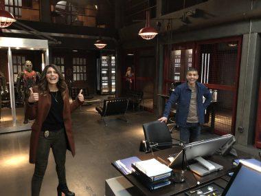 """Rene está de volta ao NTA na descrição de """"Shifting Allegiances"""" S06E18"""