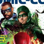 Stephen Amell revela de Black Lightning deve enatrar em breve no mundo de Arrowverse