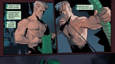 Stephen Amell Promete o cavanhaque do Green Arrow na 7ª temporada