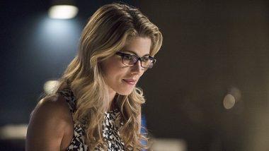 """As expectativas de Emily Bett Rickards para a Felicity não incluem necessariamente um """"Olicity Baby"""""""