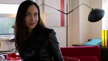 Nora Darhk é a mais nova personagem regular da quarta temporada de Legends
