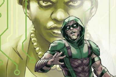 Nova personagem em Arrow, recruta e antivigilante