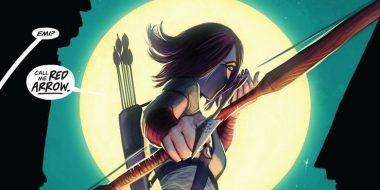 Rumores apontam que Emiko, a meia-irmã de Oliver Queen estará na 7º temporada de arrow