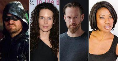 Revelado os nomes dos atores que farão The Longbow Hunters
