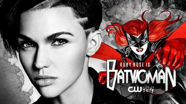 Ruby Rose será a Batwoman no crossover