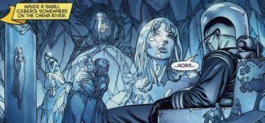 A esposa de Stephen Amell será Nora Fries no crossover do Arrowverse