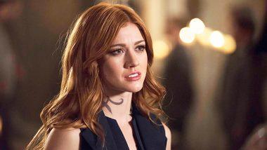 Katherine McNamara entra para o elenco de arrow na sétima temporada
