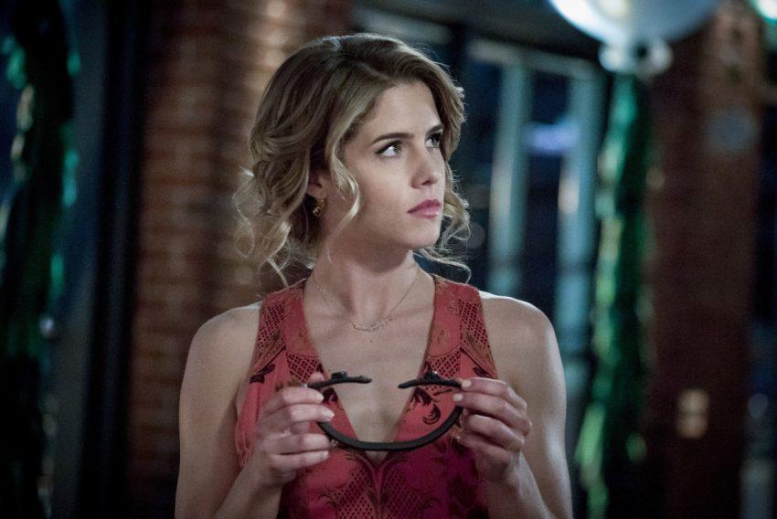 Podemos ter a Smoak Tech na sétima temporada de Arrow
