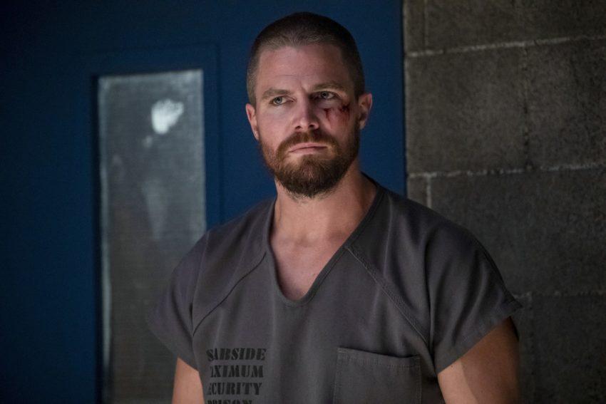 Arrow S07E01 Inmate 4587 Season Premiere | Audiência