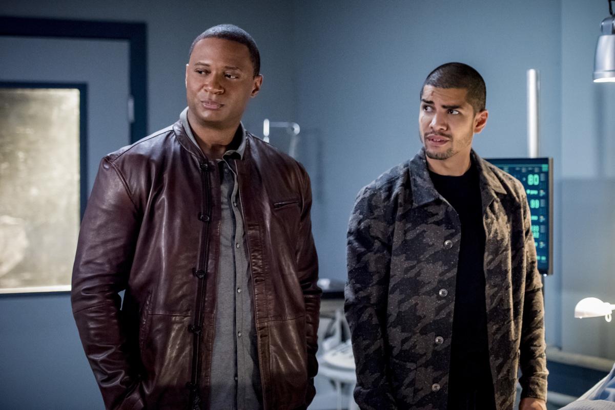 Arrow S07E04