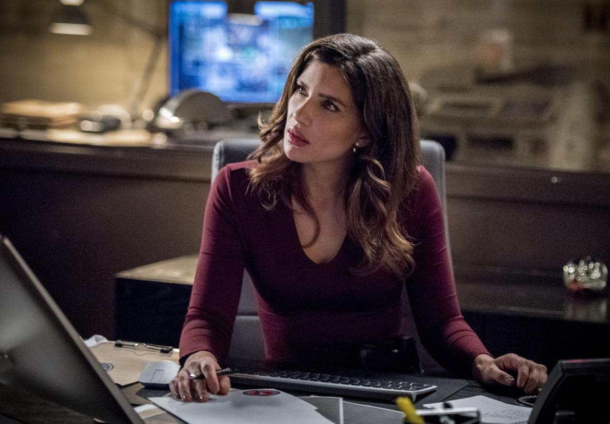 Arrow S07E04 Level Two