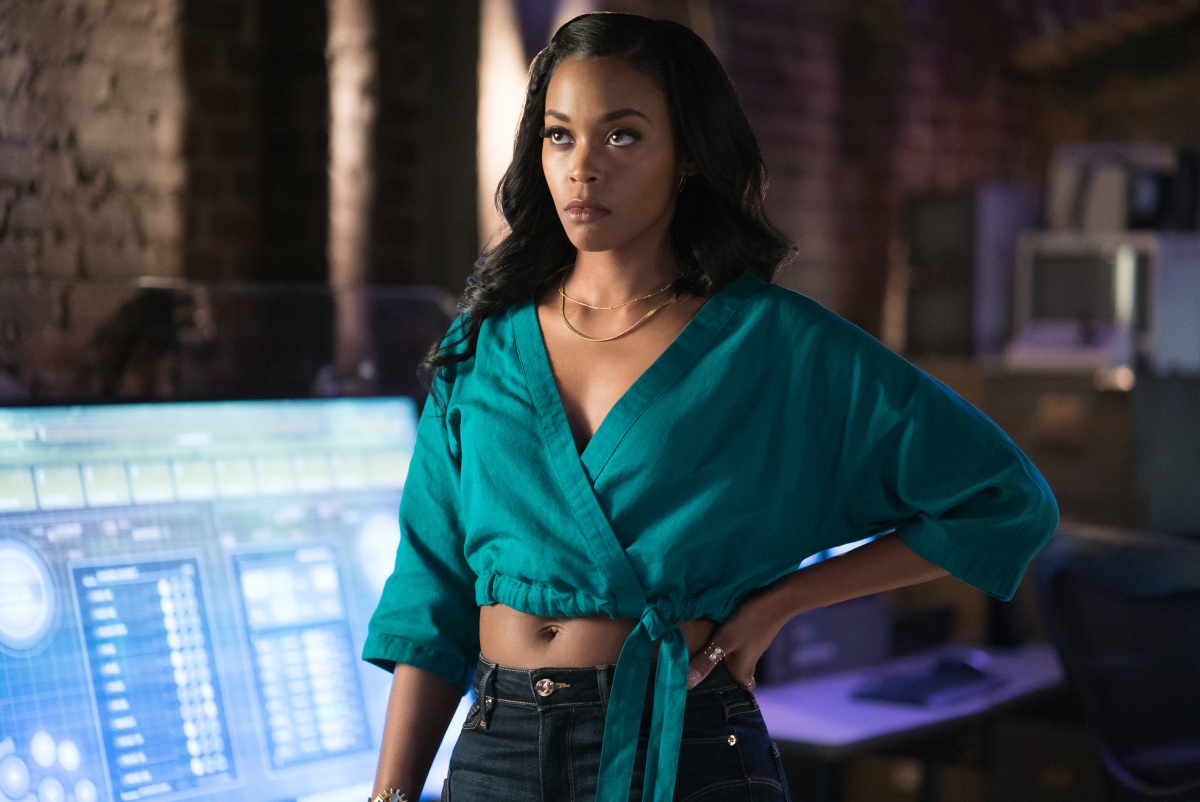 Black Lightning S02E02 Chapter Two: Black Jesus Blues
