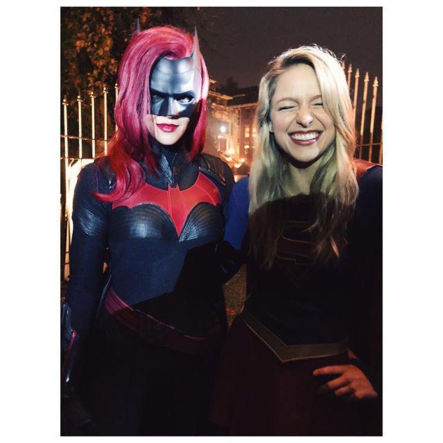 Divulgada novas fotos da Ruby Rose como Batwoman