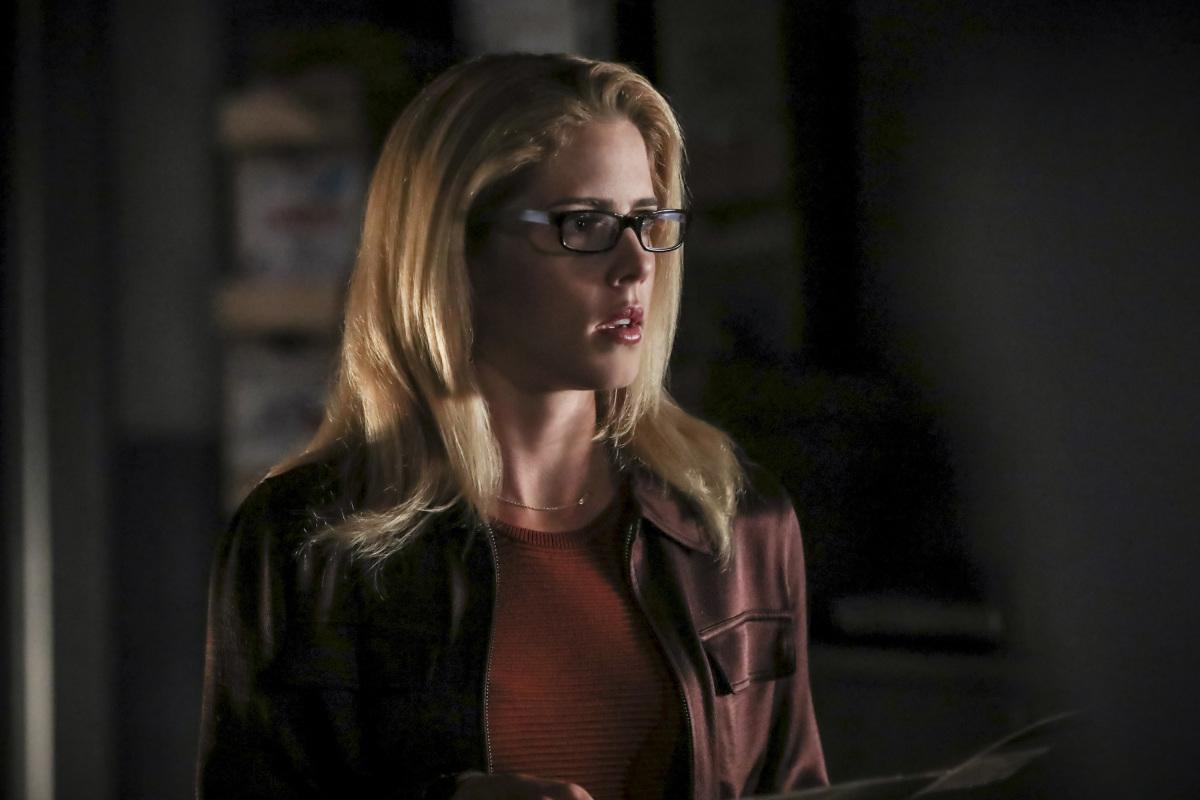 Arrow S07E05 The Demon