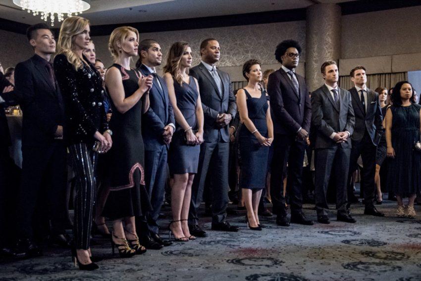 Arrow S07E08 Ummasked