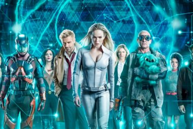Beebo aparece na nova arte de Legends of Tomorrow