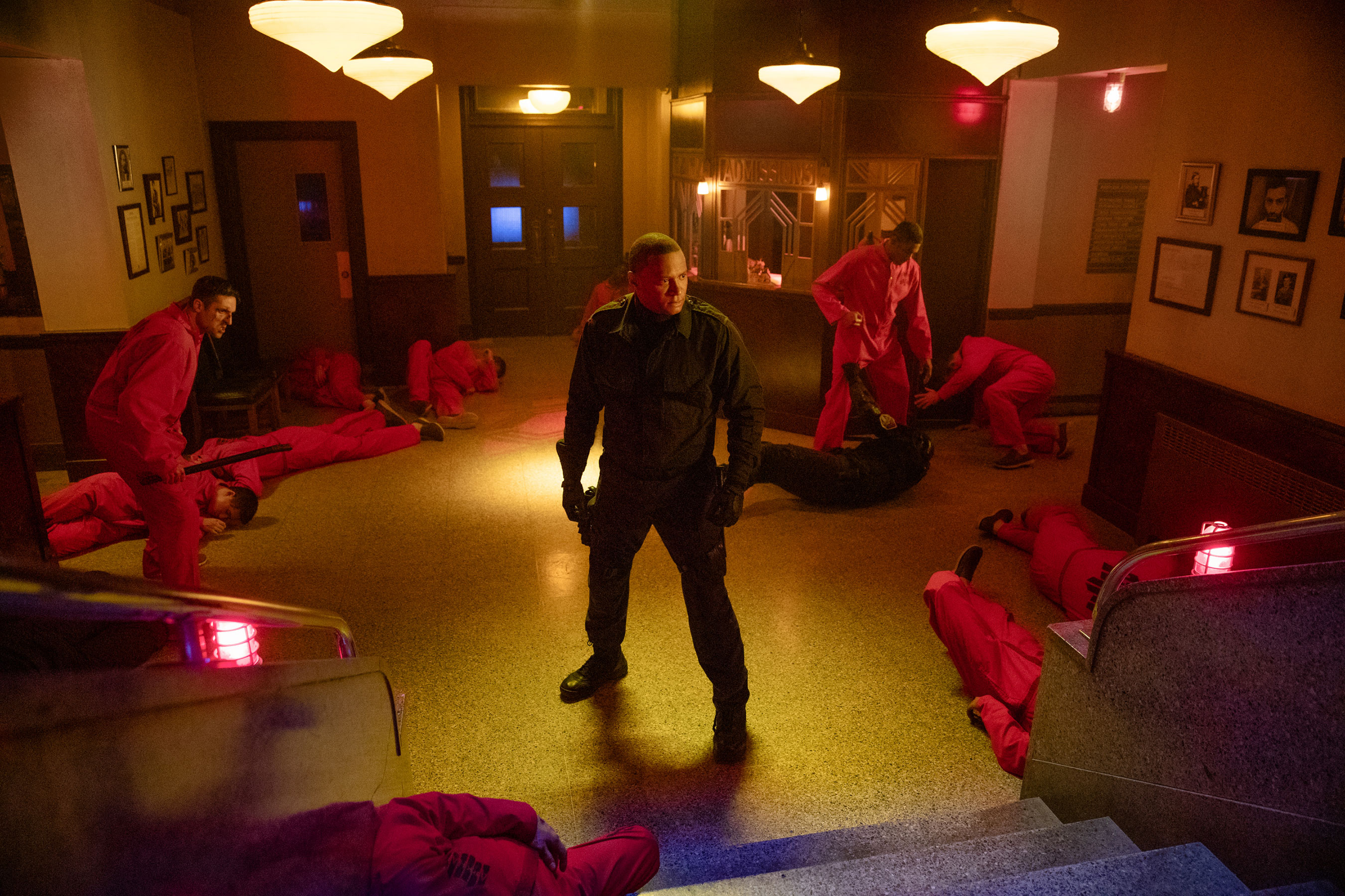 Fotos promocionais da hora de Arrow no crossover Elsewords