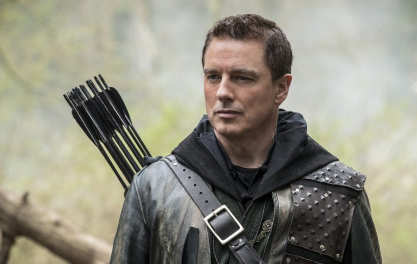 John Barrowman estará de volta na 7º temporada de arrow
