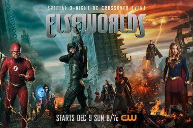 Divulgado o novo poster do crossover Elsewords