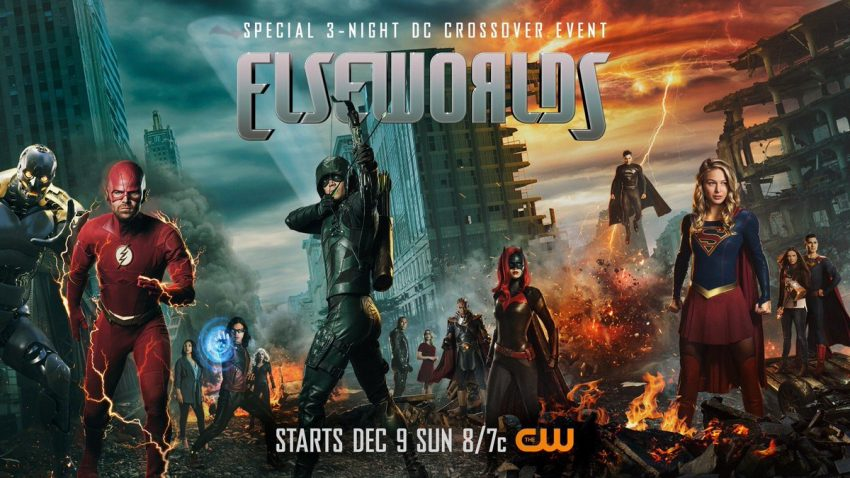 Divulgado o novo poster do crossover Elsewords