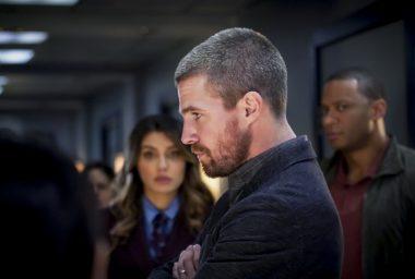 Arrow | S07E12 Emerald Archer | 150º Episódio