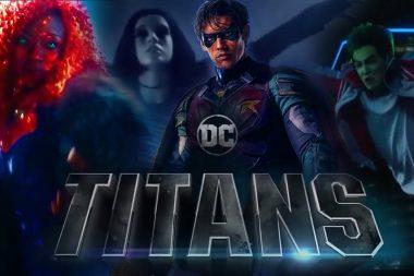 Titans | A 2º será exibida internacionalmente na Netflix