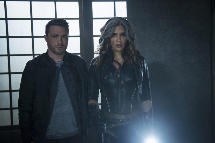 Um episódio inteiro de Flashforwards na 7º temporada de Arrow