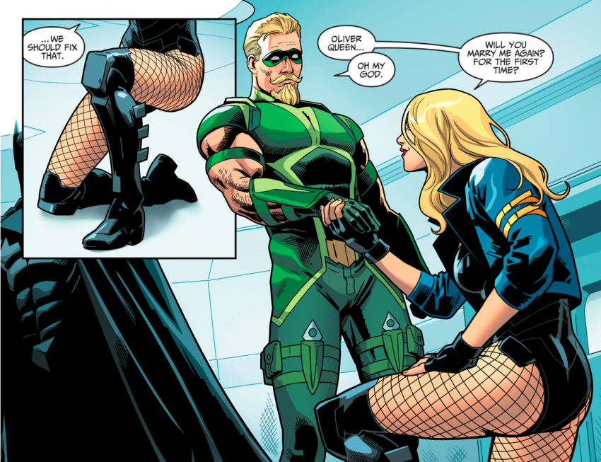 Arrow | O último episódio de arrow trouxe retorno surpreendentes