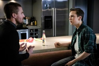 Arrow S07E13 Star City Slayer