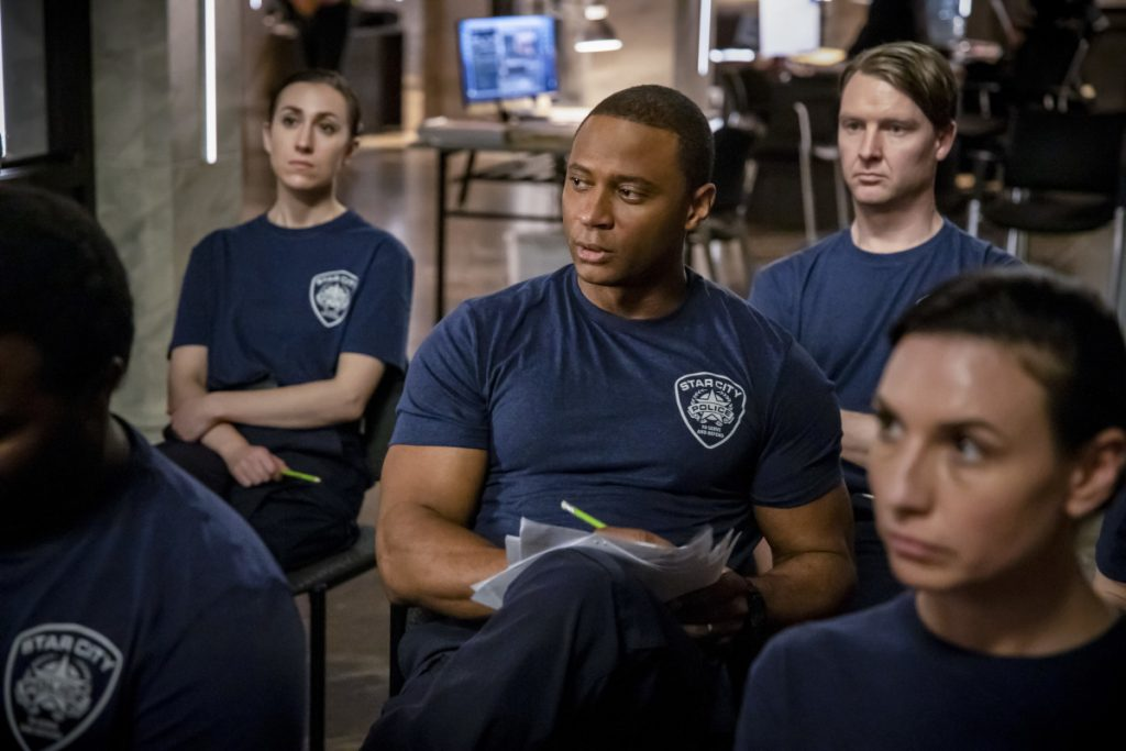 S07E15 Training Day