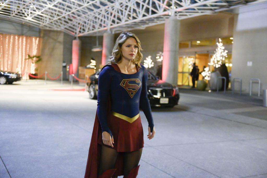 Supergirl S04E12 Menagerie
