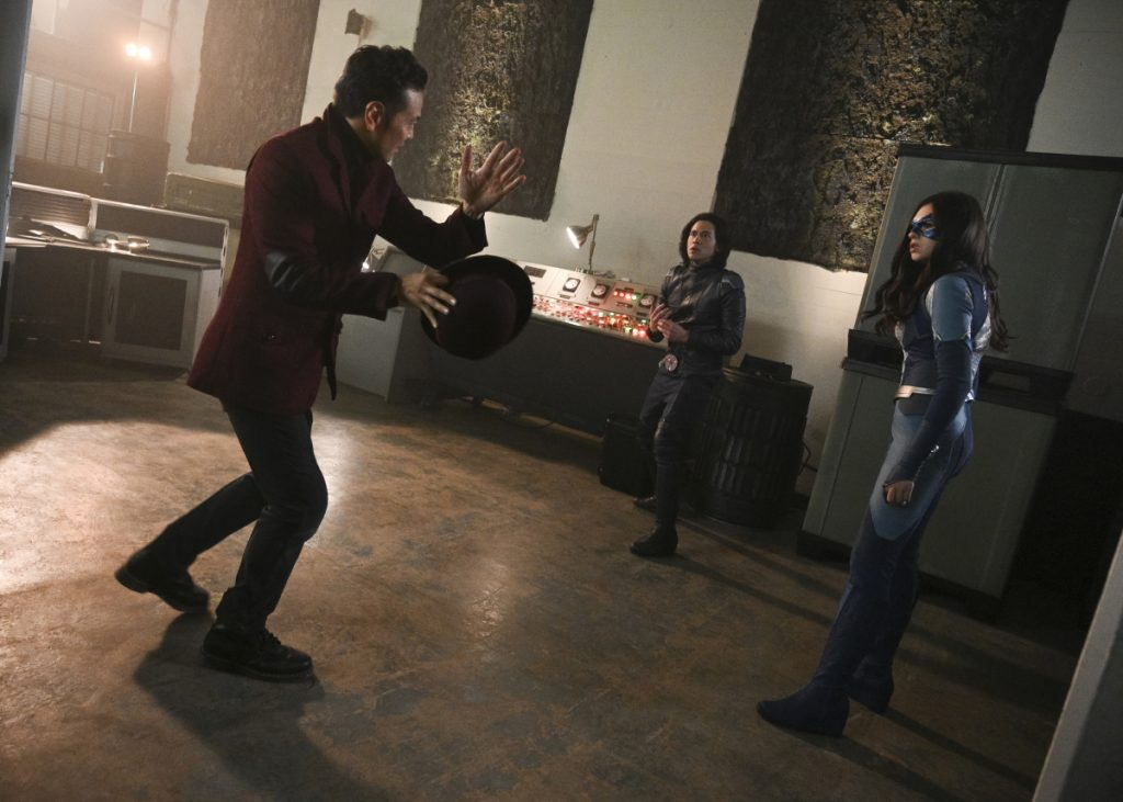 Supergirl   S04E13 What's So Funny About Truth, Justice, and the American Way?