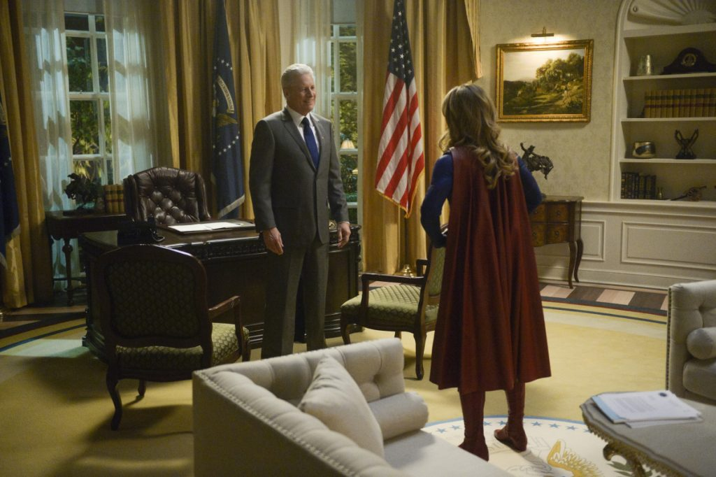 Supergirl | S04E13 What's So Funny About Truth, Justice, and the American Way?