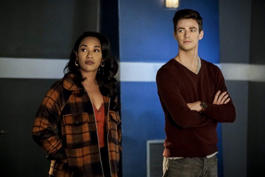 The Flash | Audiência S05E12 Memorabilia