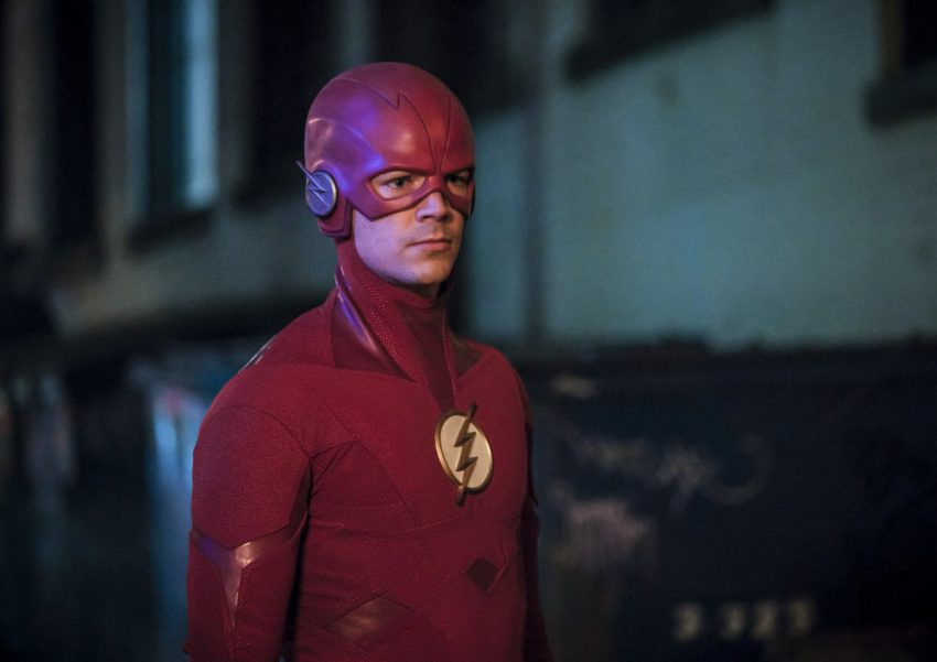 The Flash | S05E16 Failure Is An Orphan