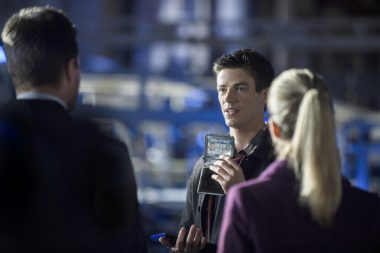 Arrow | Grant Gustin fala sobre final