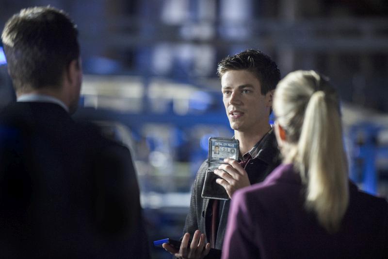 Arrow | Grant Gustin fala sobre final