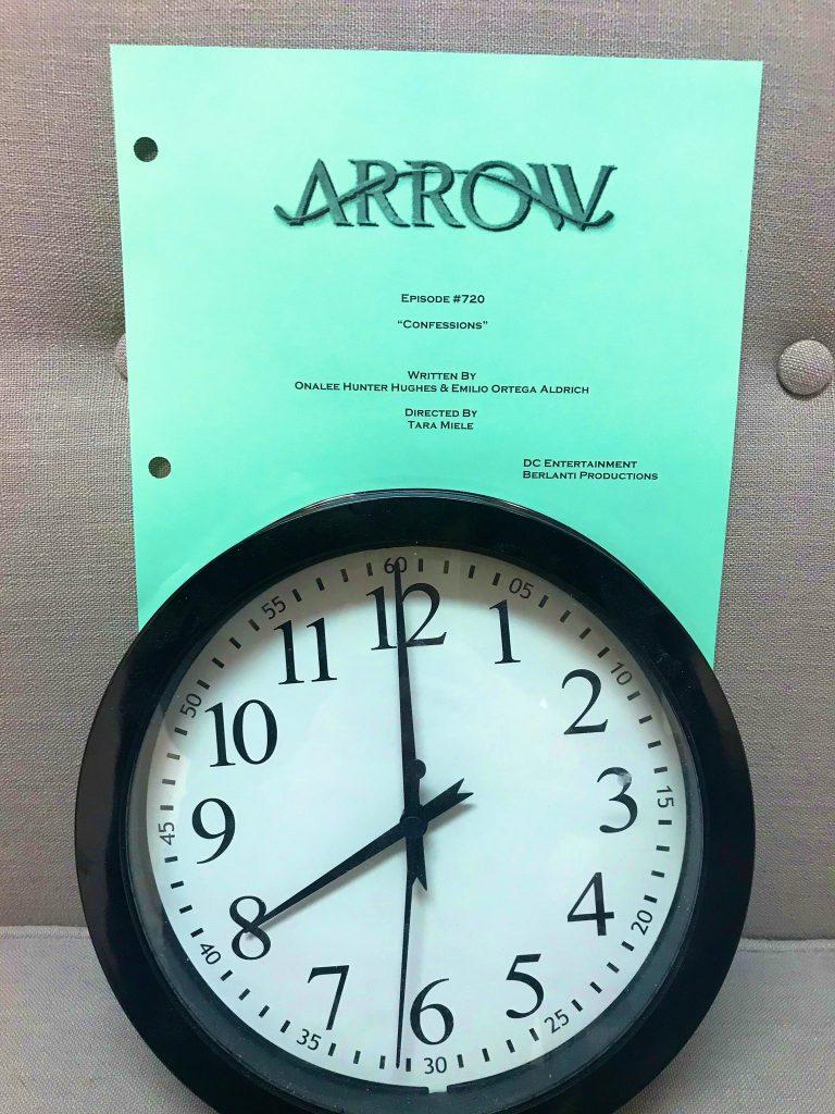 Arrow | Revelado os créditos e título do 20º episódio