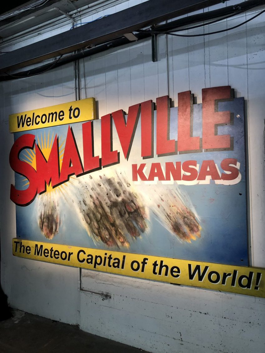 "Krypton   ""Todos nós devemos algo a Smallville"""