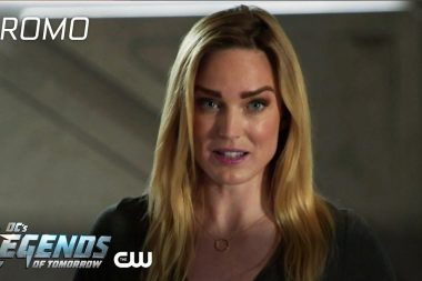 Legends of Tomorrow | Promo do retorno da 4º temporada