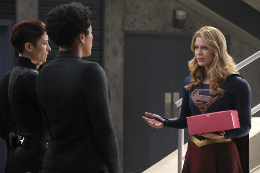 Supergirl | S04E17 All About Eve